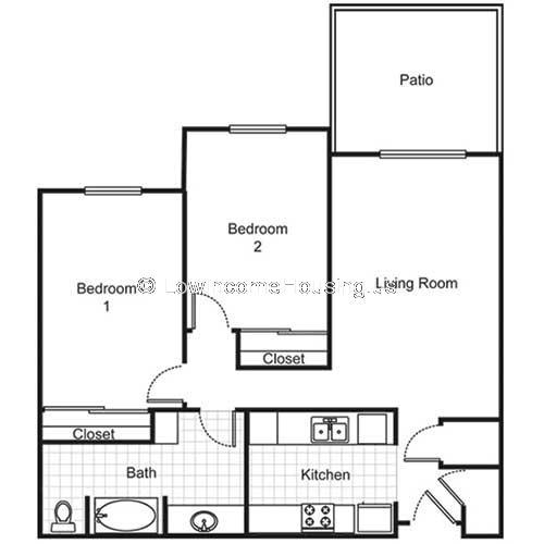 Sterling Court Apartments Anaheim