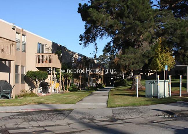 Parkside Manor Public Housing Apartments Salinas