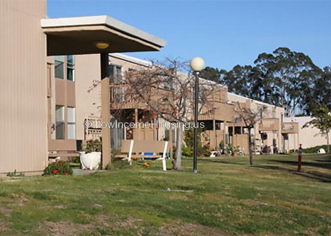 Parkside Manor Public Housing Apartments Salinas 1112 Parkside St Salinas