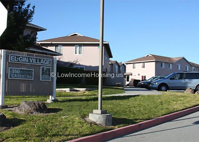 El-Gin Village Public Housing Apartments Salinas, CA