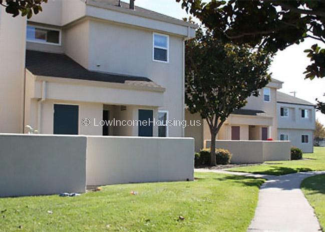 Northridge Plaza Public Housing Apartments Salinas
