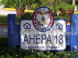 Ahepa 18 - Senior Affordable Living Apartments