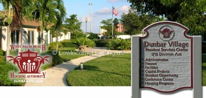 Dunbar Village West Palm Beach Public Housing