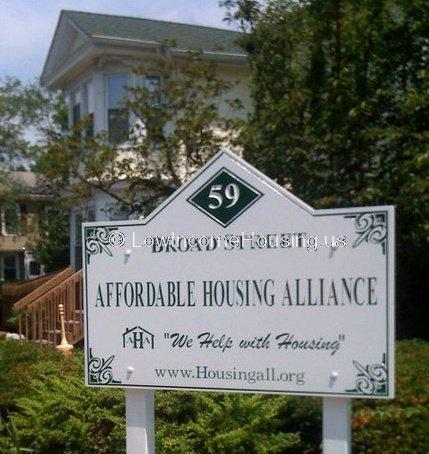 Affordable Housing Alliance Of New Jersey