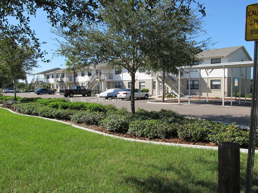 Disston Place Apartments St Petersburg