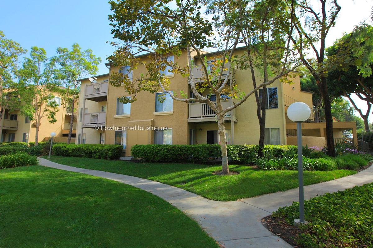 Lake Forest CA Low Income Housing and Apartments