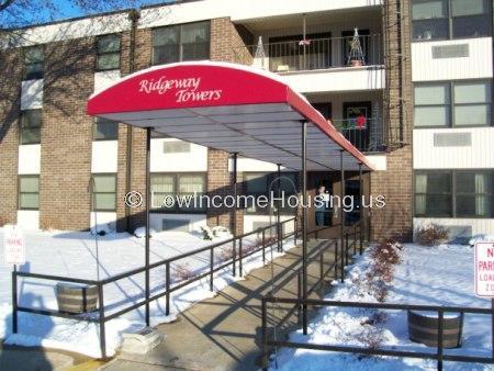 Ridgeway Towers Senior Affordable Apartments