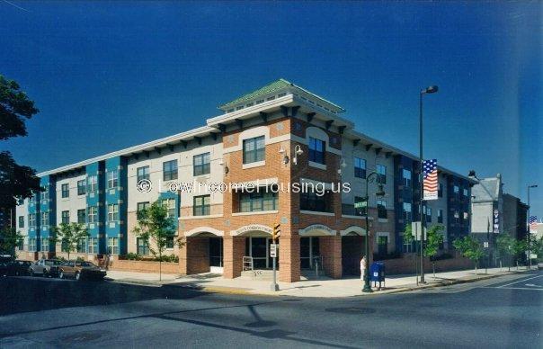Penns Common Court - Senior Apartments