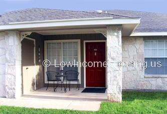 Brookhollow Apartments Kerrville Tx