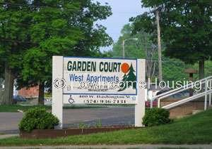 Garden Court West Senior Apartments