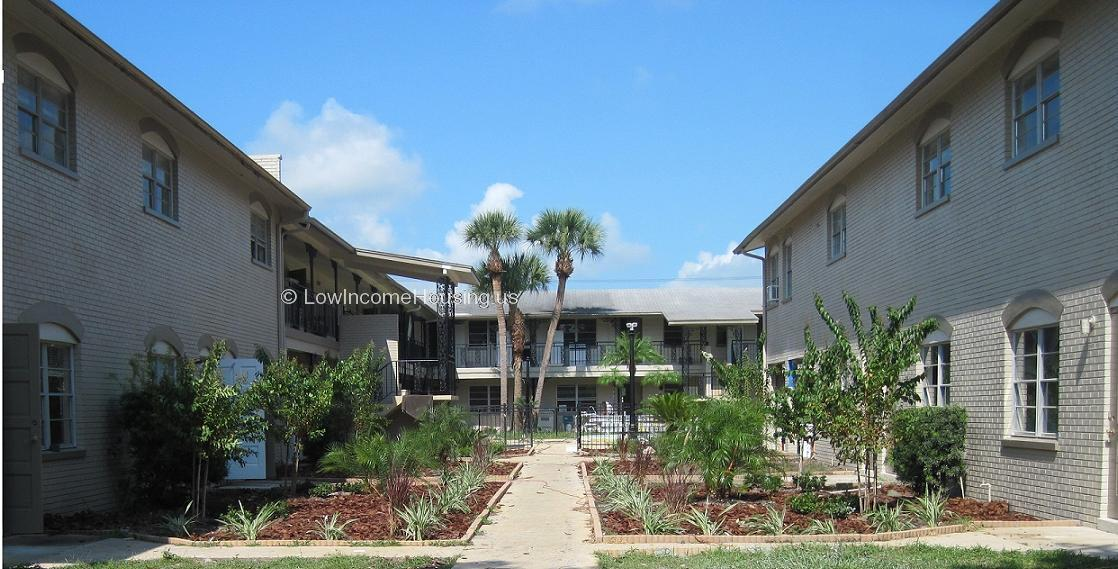Sunset Oaks Apartments St Petersburg Senior Apartments
