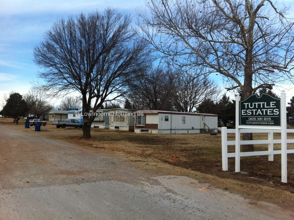 tuttle estates mobile homes for rent