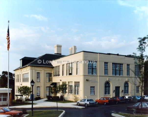 Parkesburg School Apartments