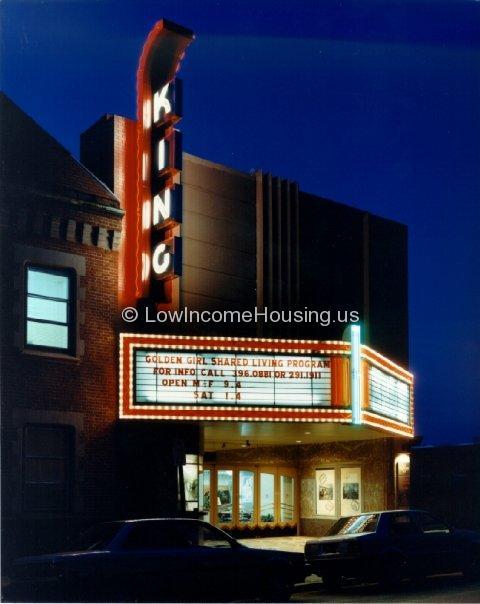 King Theatre Apartments | 419 E King St, Lancaster, PA 17602