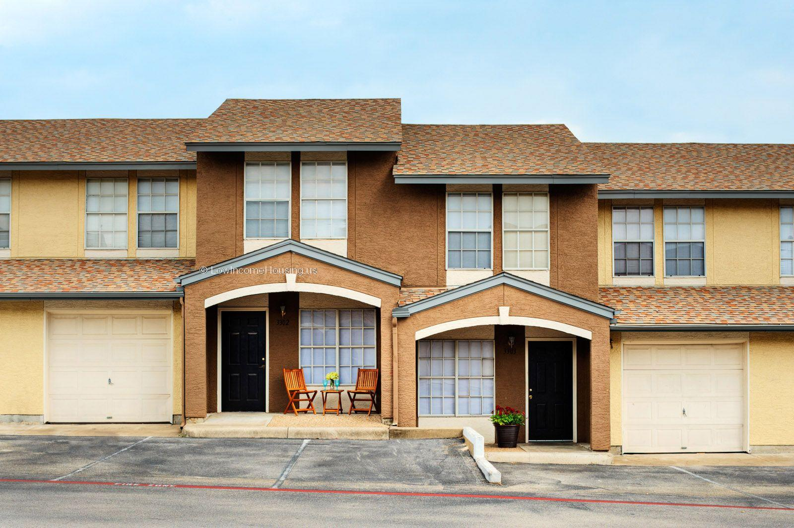 Round Rock Apartments Low Income