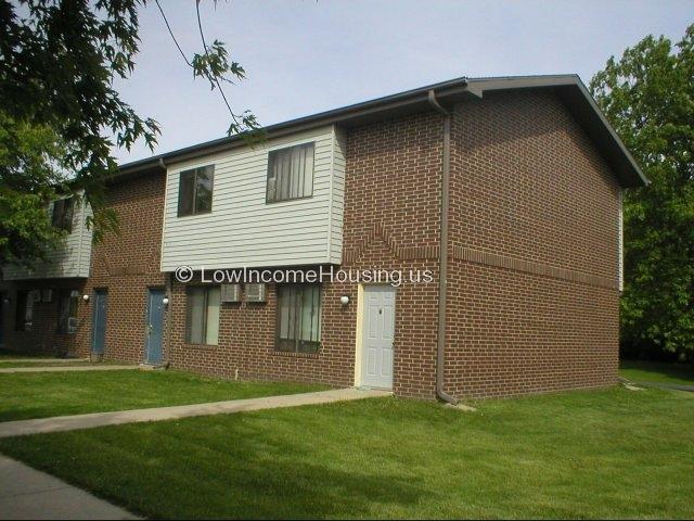 Baxter Park Apartments for Families