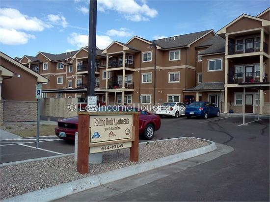 Rolling Rock Apartments