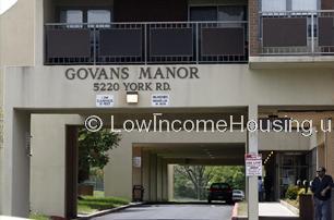 Govans Manor