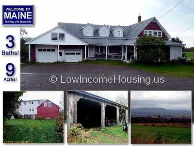 Houlton ME Low Income Housing and Apartments
