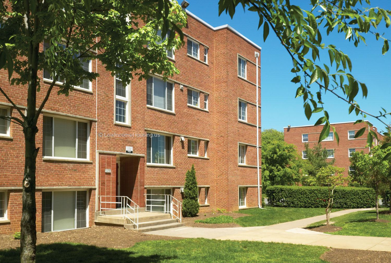 Alexandria VA Low Income Housing and Apartments