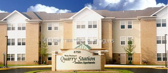 Quarry Station Seniors Apartments