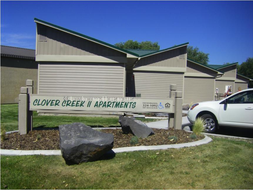 Clover Creek II