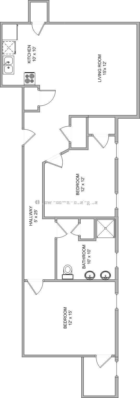 Ash Place Senior Apartments