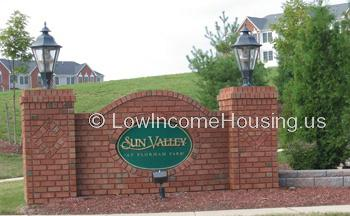 Sun Valley Apartments Florham Park