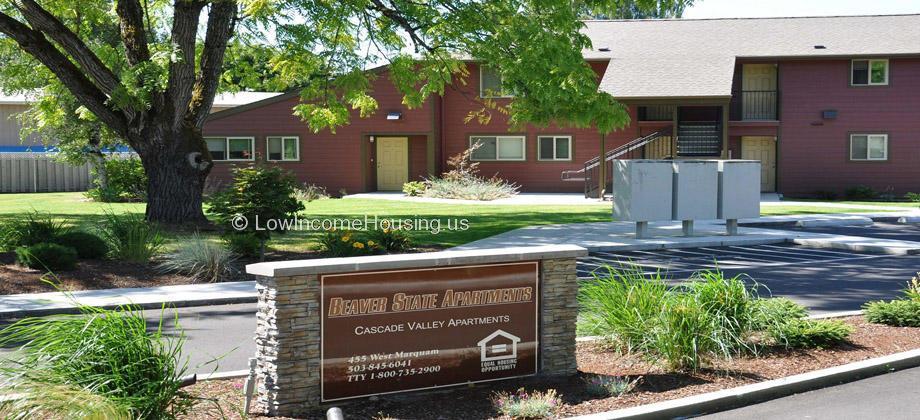 Beaver State Montebello Apartments