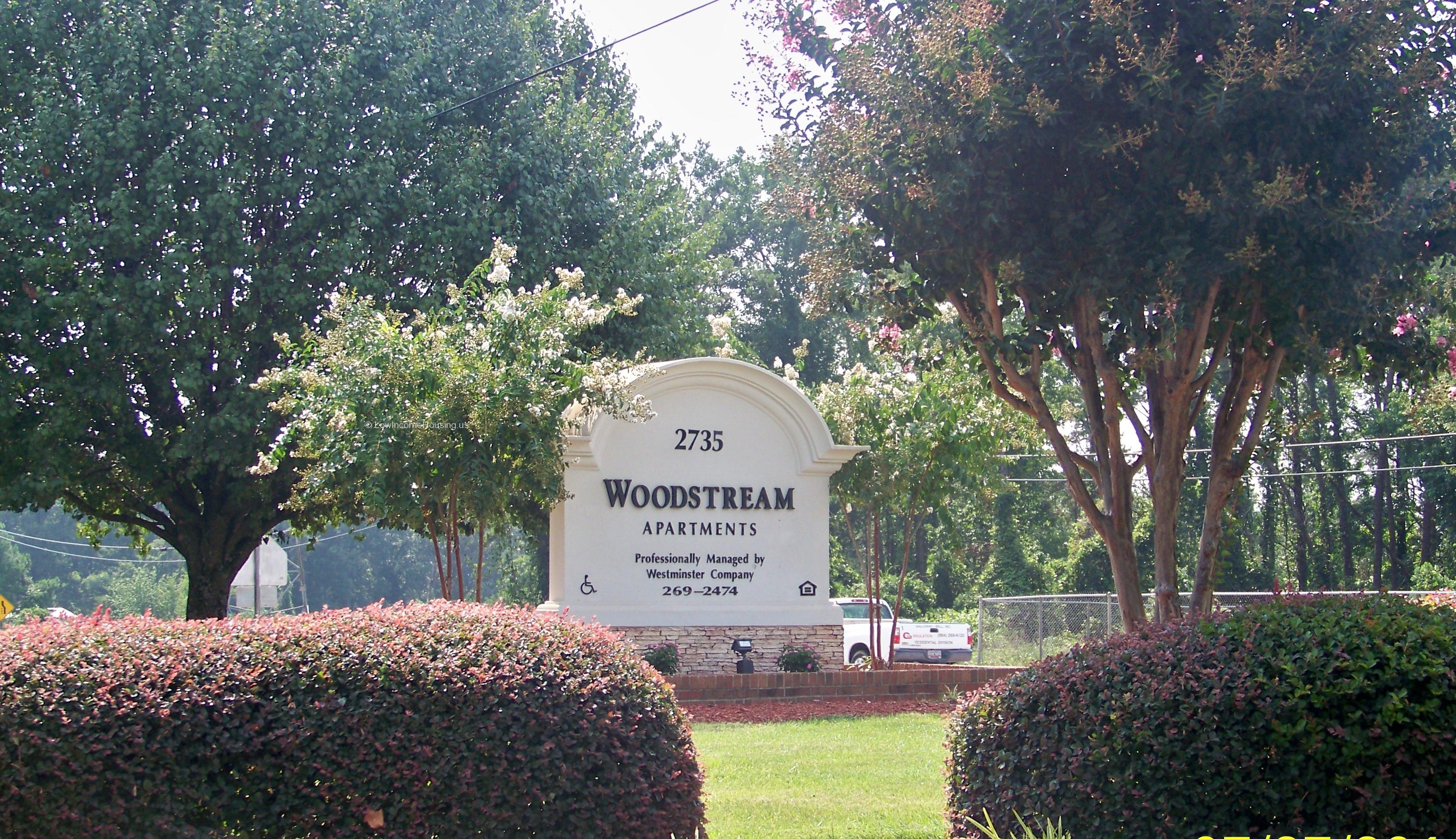 Woodstream Apartments. Greenville SC Low Income Housing   Greenville Low Income