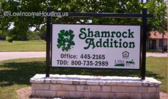 Dublin Housing Authority And Shamrock Addition