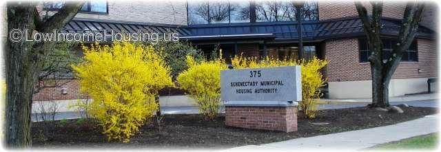 Schenectady Municipal Housing Authority