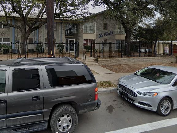Le Chalet Apartments San Antonio Housing Authority Public Housing Apartment