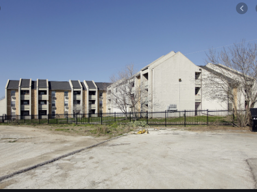 Matt Garcia San Antonio Housing Authority Public Housing Apartment
