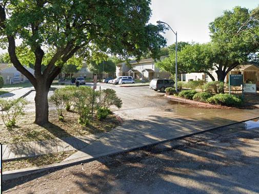 Mission Park San Antonio Housing Authority Public Housing Apartment