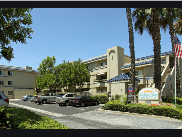 New Horizons Apartments Anaheim
