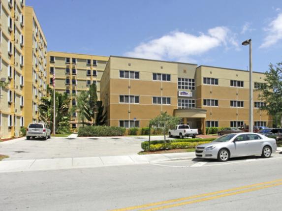 Vernon Ashley Plaza Public Housing Hialeah