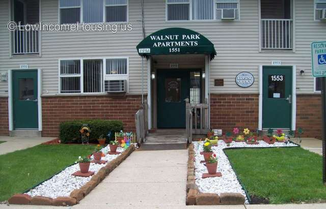 Walnut Park Senior Apartments