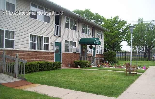 Walnut park senior apartments 1551 n 9th st milwaukee wi 53205 Cheap one bedroom apartments milwaukee wi