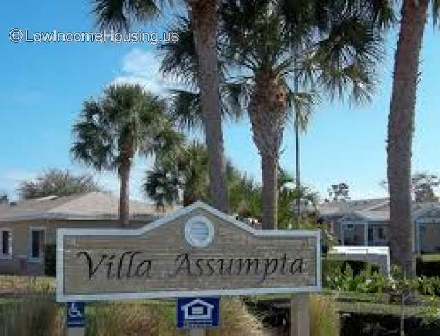 Villa Assumpta Senior Apartments