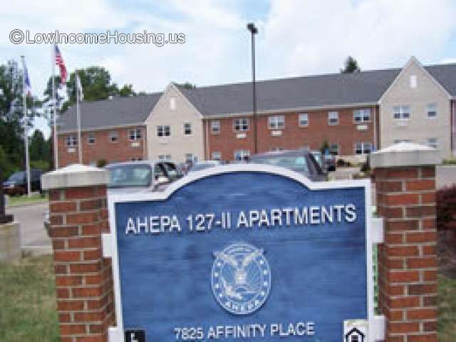 Ahepa 127 II - Senior Affordable Living Apartments