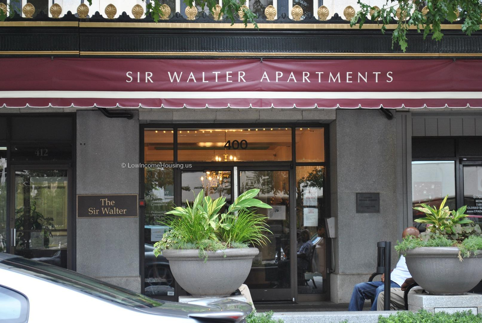 Sir Walter Apartments
