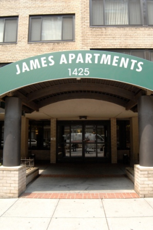James Apartments DC Senior Public Housing Apartments
