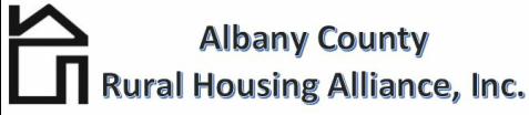 Albany County Rural Housing Alliance, Inc