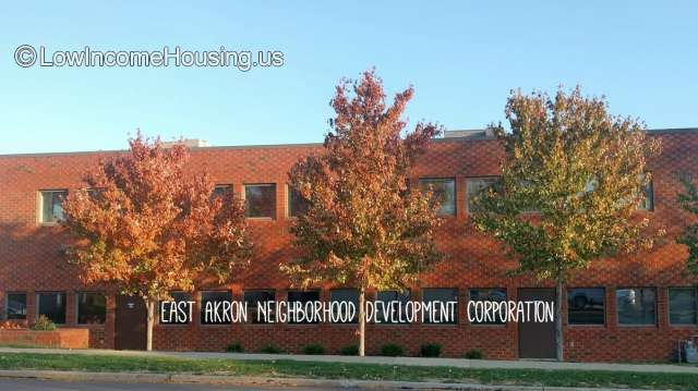 East Akron Neighborhood Development Corp.