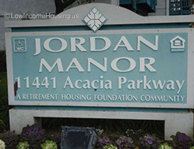 Jordan Manor Garden Grove