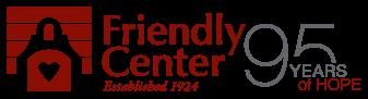 Friendly Center Orange
