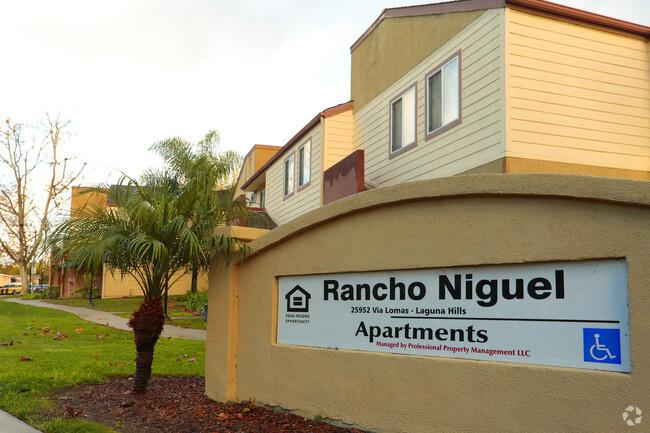 Rancho Niguel/rancho Moulton Laguna Hills
