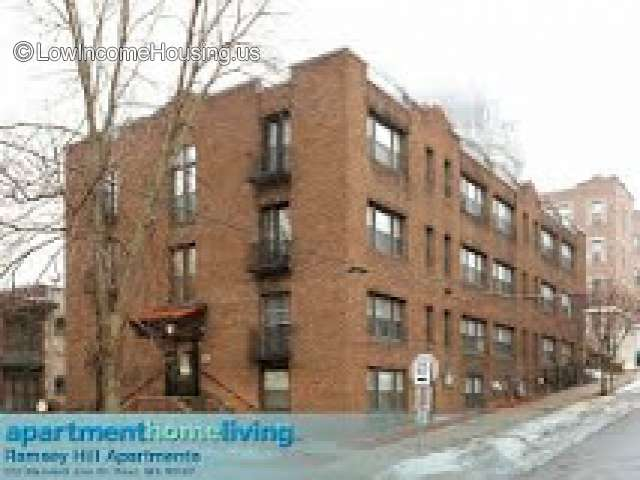 Ramsey Hill Affordable Apartments 478 Marshall Avenue Saint Paul Mn 55102 Lowincomehousing Us