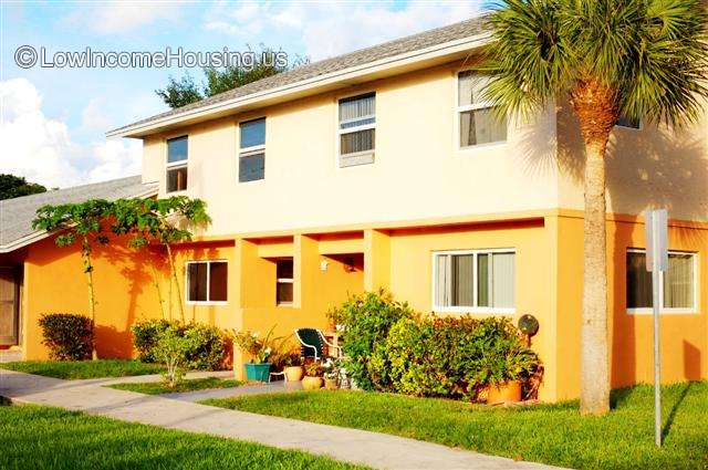 Dixie Manor Apartments Public Housing Boca Raton